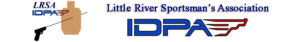 Little River Sportsman's Association IDPA Club Page